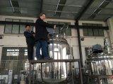 100L, 200L, 500L acero inoxidable de lavado del tanque de mezcla Detegrent precio,