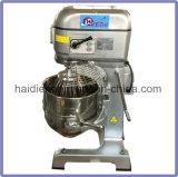 Miscelatore planetario 40L della farina di frumento del forno di alta qualità con il temporizzatore