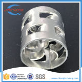 SS304 Anillo Pall de metal, acero inoxidable Anillo Raschig de 25mm 50mm