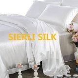 Tampa de almofadas de seda, caso de almofadas de seda, Luxo Mulberry Folha de seda, Conjuntos de folhas de seda pura