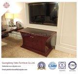 Чувствительная мебель гостиницы с живущий стойкой TV комнаты (YB-E-11)