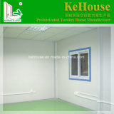 Prefabricated Building House Steel Frane Villa House 또는 Camp Project를 위한 Prefabricated House