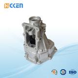 Carcaça de aço de alumínio da gravidade da precisão do OEM para a indústria mecânica