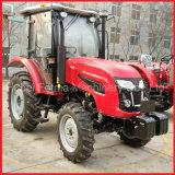 65HP 4WD Landbouwbedrijf Gereden Tractor (FM654T)