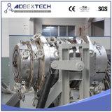 HDPE Plastikplastikrohr-Maschine des rohr-Line/PE