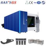 автоматы для резки металла лазера 2000W 3000W автоматические подавая