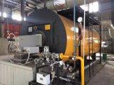 Alta eficiência no aquecedor de fluido térmico Vertical