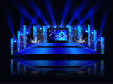 3row 8pixels LED Wand-Unterlegscheibe-Licht des Stab-LED
