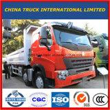 최신 판매 HOWO A7 모래 덤프 트럭