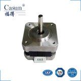 Casun NEMA 17 42 mm 4段階低雑音1.8度高いトルクおよび慣性の小型Stepmotorsカスタマイズ可能なハイブリッド段階モーター製造業者