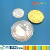 RFID Besetzerbeweissicherheit Ntag213 NFC spröde Marke des Spielzeug-Spiels