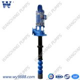 Insieme verticale della pompa della turbina dell'asta cilindrica lunga calda di vendita