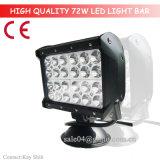 4X4のための72W 6.5inchのクリー族LED 4row LEDのライトバー