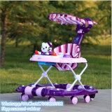新しいモデルの補助機関車の赤ん坊の歩行者