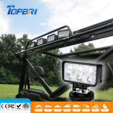 indicatori luminosi di azionamento automatici di 4.5inch 18W 24V LED per il trattore