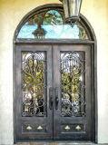 قوس علبيّة وحيد أماميّ [ورووغت يرون] باب لأنّ منزل
