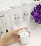 Hbq I8 Tws drahtloser Earbuds MiniBluetooth Stereokopfhörer mit Ladung-Kasten-Kopfhörer für iPhone X 7 androide Plustelefone