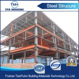 Struttura d'acciaio di buona qualità per il progetto dell'hotel