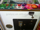 Platz-reisende Flipperautomat-Säulengang-Spiel-Maschine