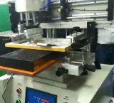 Máquina de impressão lisa Desktop da tela de seda com T-Entalhe