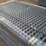 Painel de rede electrossoldada para betão eletro galvanizado