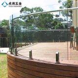 中国304のバルコニーのための316ステンレス鋼のガラス栓