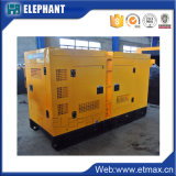 Hersteller des leisen Dieselgenerator-50kVA 3-phasiger 50Hz 220V/380V