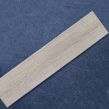 Hanse 200X900mmの灰色の木製の穀物の磁器の床タイル