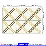 Azulejo de suelo esmaltado de la porcelana para el material de construcción (VAP8A206)