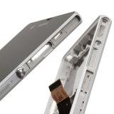 Blanco de cristal del tacto de la pantalla Display+Digitizer del LCD para Sony Xperia Z C6603 C6606 L36 L36h L36I
