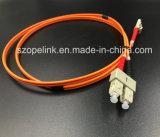 Cabo de fibra óptica patch cables