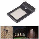 O LED de energia solar 850 Lumens 48 levou alimentada a energia solar luz de parede do Sensor de movimento sem fio