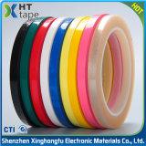 Bunter isolierender Plastik-Haustier-Film-acrylsauerklebstreifen