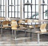 Краткий кафетерий Ресторан стол и стулья для продажи