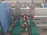 Qyhx 2000 двойных частей напечатало картон складывая и клея машину