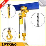 Hochleistungs3 Tonnen-elektrische Kettenhebevorrichtung mit Überlastungs-Schutz
