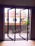 Hochwertige verwendete Außenstahlfalten-Türen für Verkauf