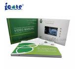 USB de alta qualidade digital catálogos 4,3 polegadas Brochura Vídeo/Promoção