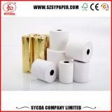 Cajero automático utilizan pequeños rollos de papel térmico de 57/80mm de ancho