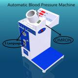 Funciona con monedas e imprimir el resultado de medición equipos médicos