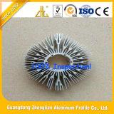 El perfil de aluminio para el disipador de calor se aplica al Viento-Polvo Electrictity usar