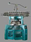 高速内側肋骨74f円の編む機械