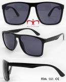 Occhiali da sole di plastica di modo classico per unisex (WSP709967)