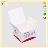 Estetiche su ordinazione che impaccano stampa della casella per il profumo (OEM-GL-002)