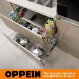 絶妙なクラフトの上部の削片板の食器棚映像(OP16-086)