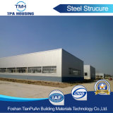 Caliente la venta de nuevos materiales de almacén de bastidor de la estructura de acero para edificios prefabricados