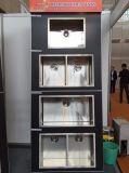 Stainlgess StahlTopmount einzelne Filterglocke-Küche-Wanne