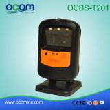 Ocbs-T201 Handfree 2D Darstellung-Barcode-Scanner