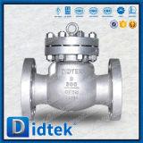 Didtek BS5352 forjado pulgada de la válvula el 1/2 de la vuelta del acero no