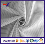 2017년 폴리에스테에 의하여 뜨개질을 하는 청정실 ESD 정전기 방지 직물 정전기 방지 직물